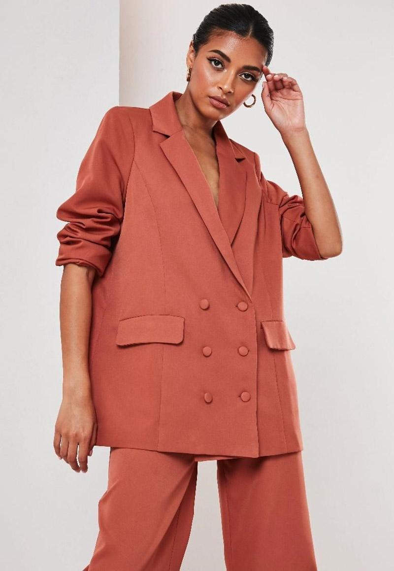 Hình ảnh: Blazer oversize – phong cách thời trang không bao giờ lỗi mốt