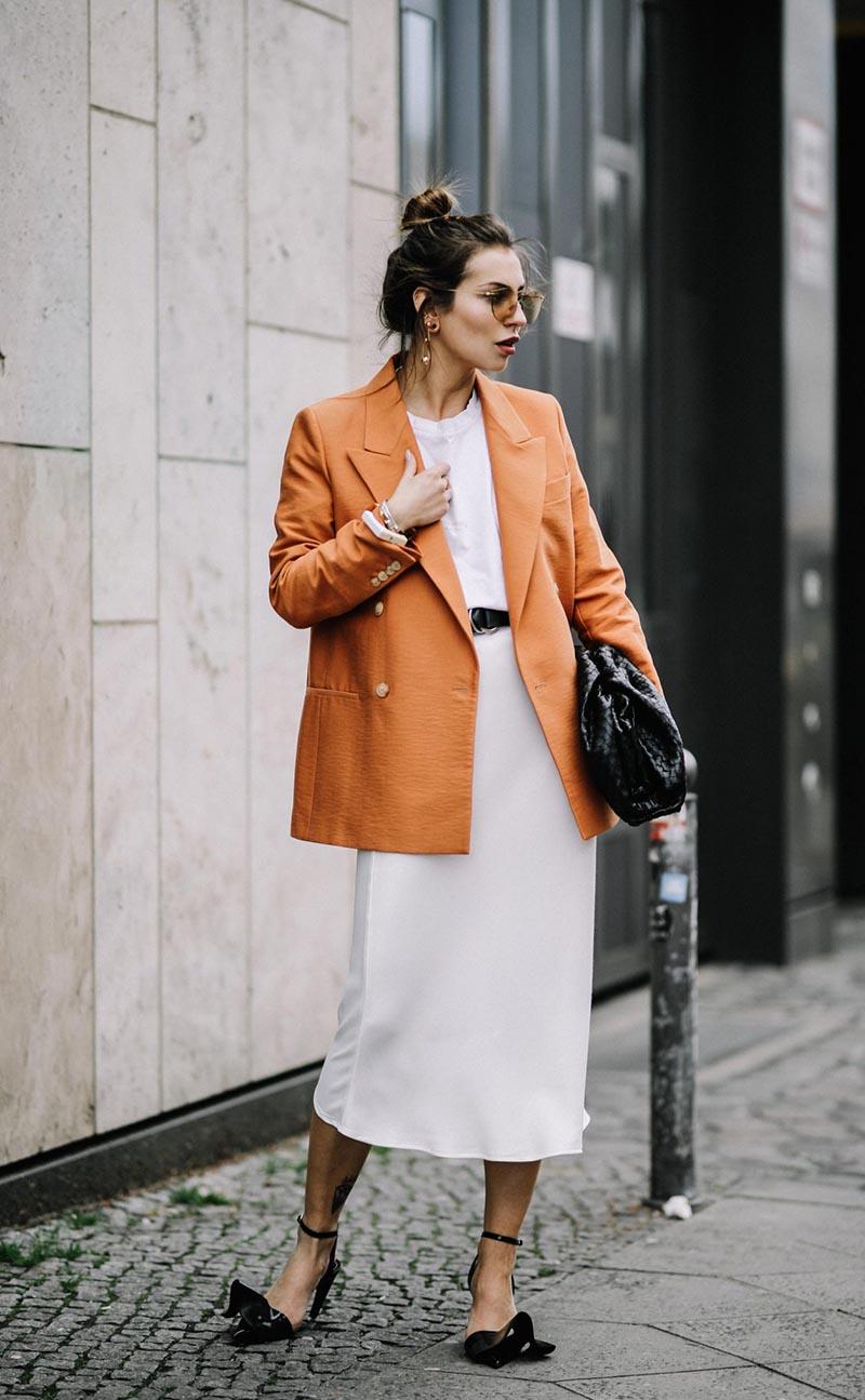 Thỏa sức sáng tạo và kết hợp các item khác nhau cùng blazer oversize